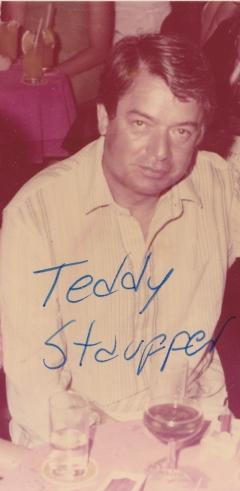 TeddyStauffer, Acapulco, 1981